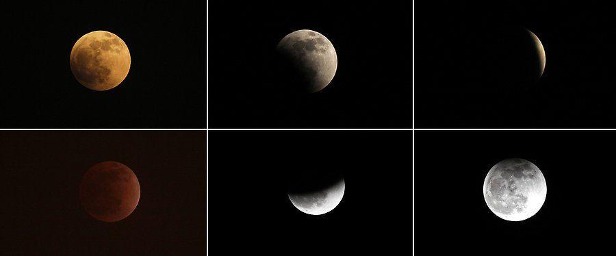 zat12 Полное лунное затмение 10 декабря 2011г (15 фото)