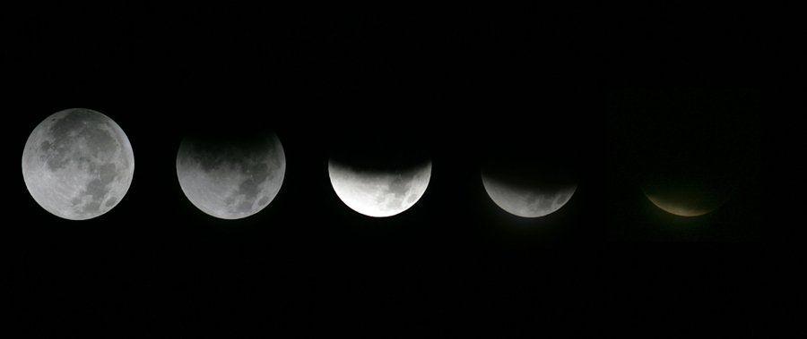 zat3 Полное лунное затмение 10 декабря 2011г (15 фото)