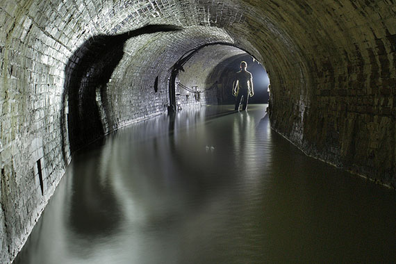 Лондонская канализация (20 фото)