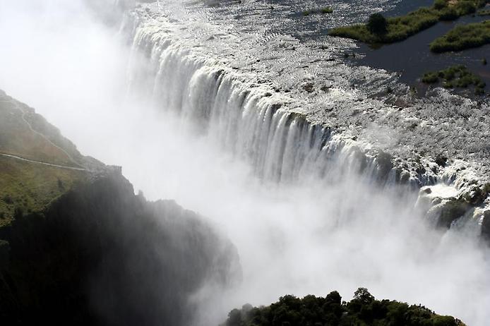 Самые красивые водопады мира 26 фото