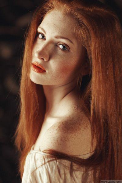 Рыжеволосые девушки 21 фото