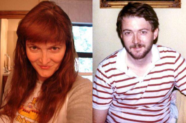 Транссексуал фото до и после