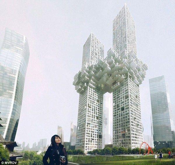 Korea_02 Удивительное здание в Корее (11 фото)