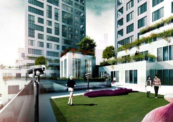 Korea_11 Удивительное здание в Корее (11 фото)