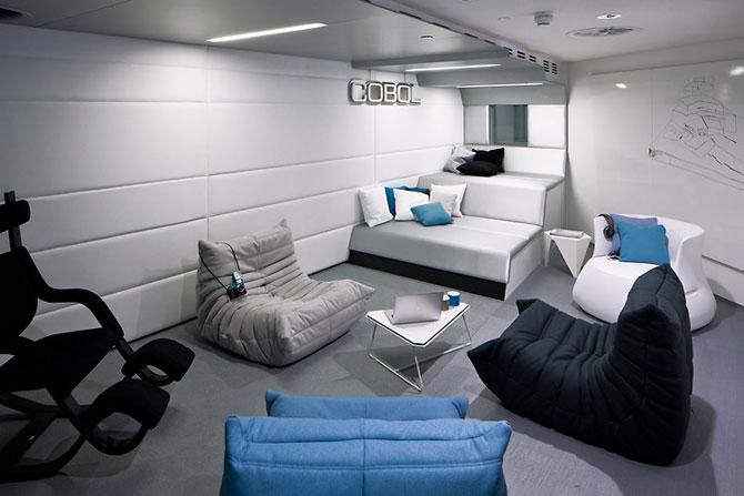 Новый офис Google в Лондоне