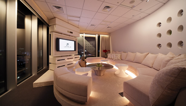 Блоги. Офис игровой студии Level-5 (17 фото). интересно, игры, студии, разработчики, роскошь, фото