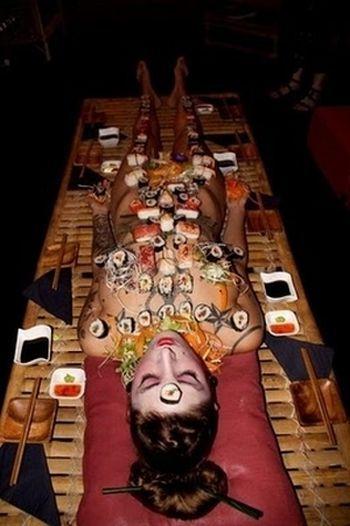 Необычный ресторан (24 фотографии)