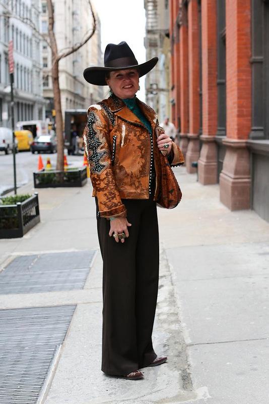 Старики Нью-Йорка
