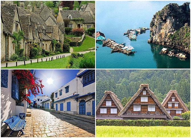 Самые красивые деревни