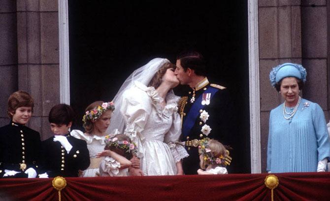 Самые яркие моменты из жизни принца Чарльза