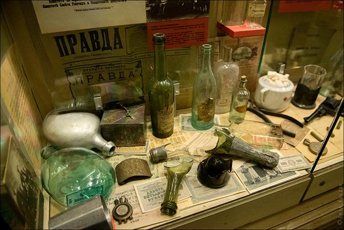 Экскурсия по музею водки