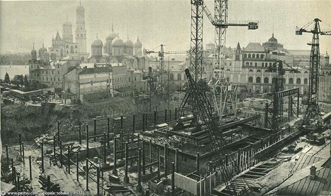 Старый город Москвы