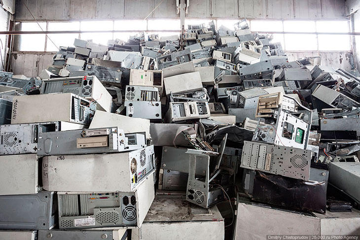 Утилизация в России (31 фото)