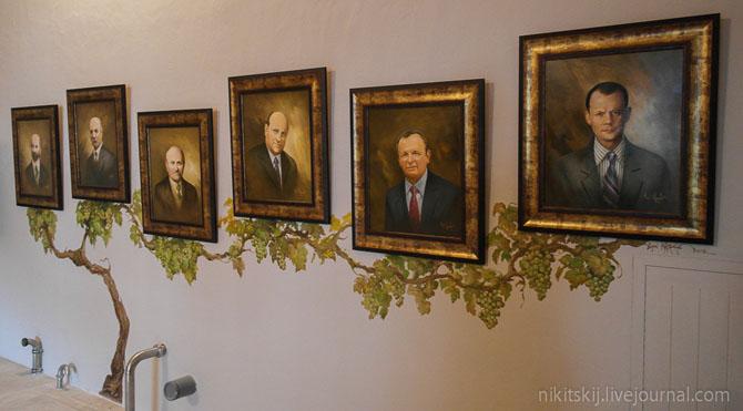Один день в имении французских аристократов