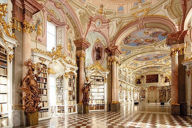Библиотеки, в которые хочется возвращаться