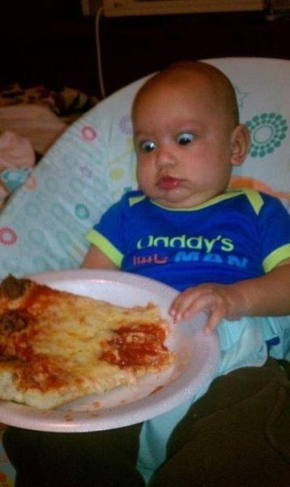Маленькие дети и еда
