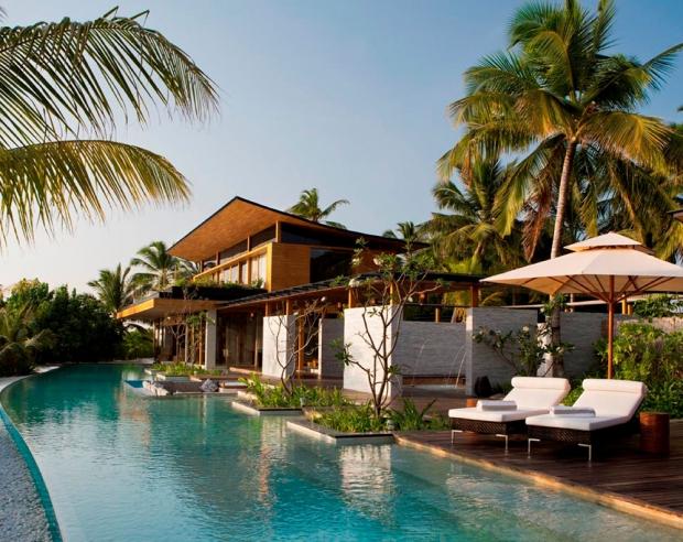10 лучших отелей премиум-класса в мире