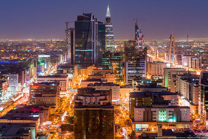 Путешествие в Саудовскую Аравию