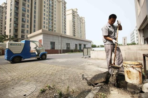 В Китае из осадка сточных вод делают растительное масло