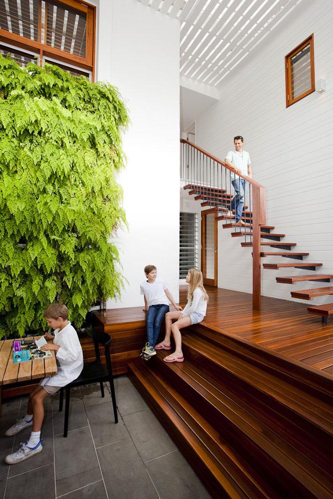 Дом с видом на океан в Австралии