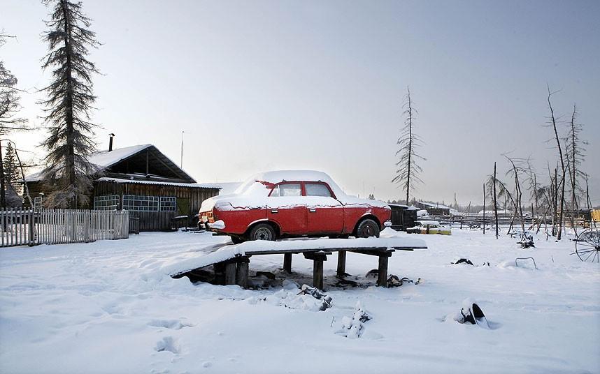 Якутск в России — самый холодный город на Земле
