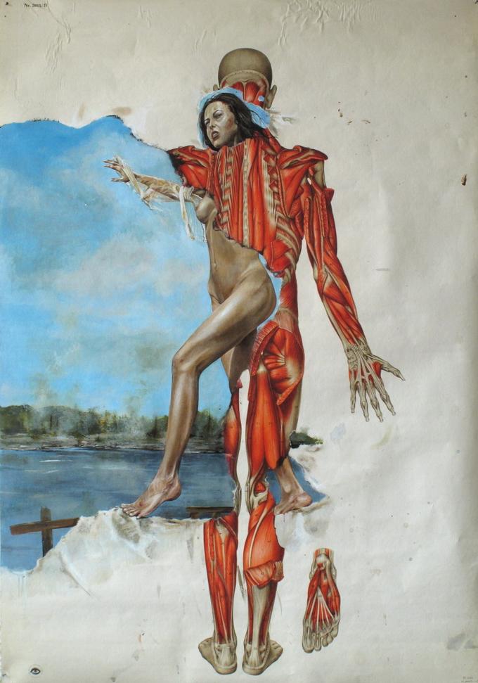Художник Troels Carlsen