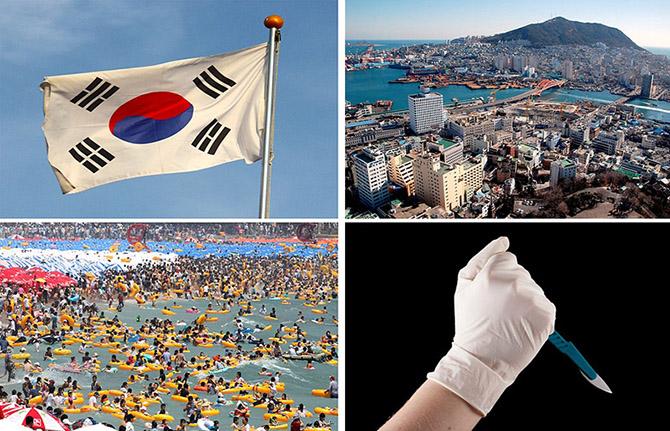 Удивительные факты о Южной Корее