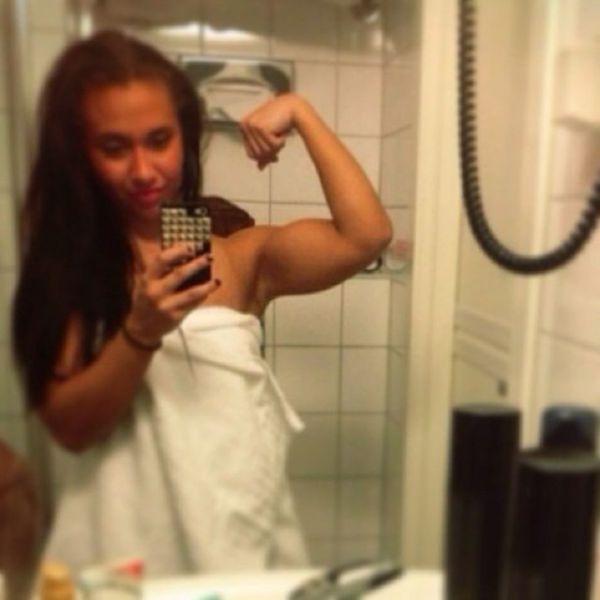 Спортсменка Сюзанна Сваневик (30 фото)