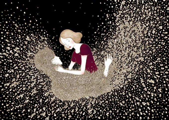 Иллюстратор Hana Jang