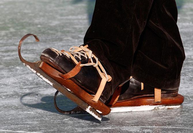Эволюция коньков: от Киммерийцев до наших дней