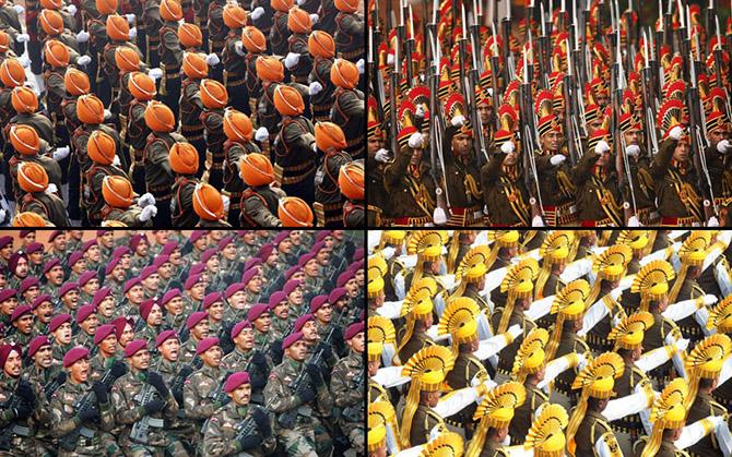 Как в Индии праздновали День Республики
