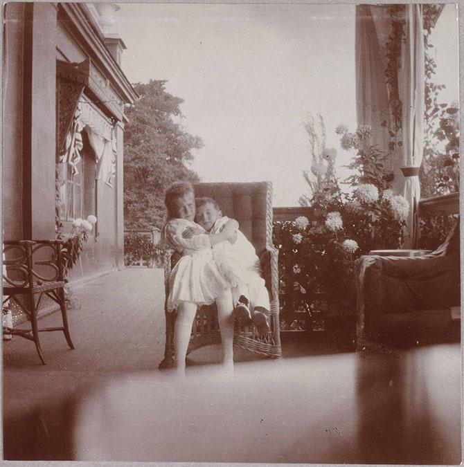 Фотографии семьи Романовых, которые вы вряд ли видели