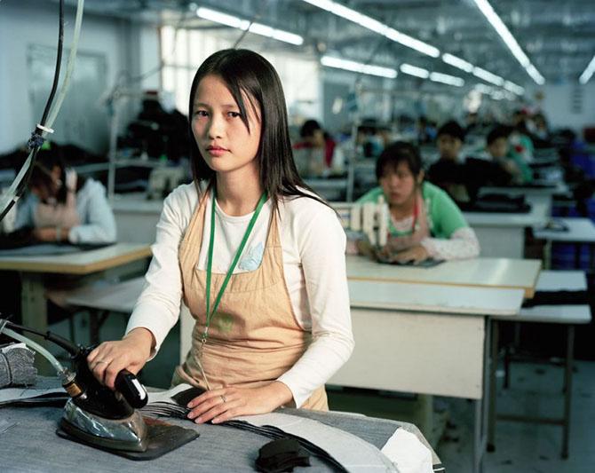 Китайский портрет