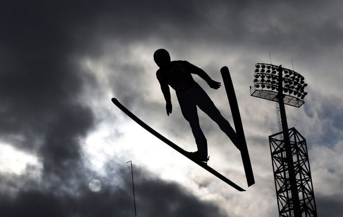 Красивые спортивные фотографии