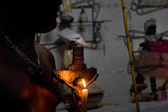 Тайны афро-кубинского ритуального жертвоприношения