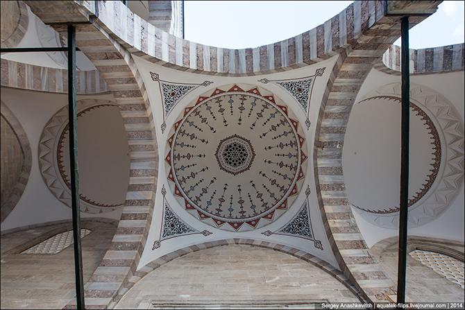 Самая большая мечеть Стамбула. Сулеймание