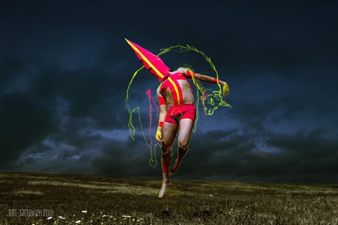 Удивительные и необычные работы чилийского фотографа