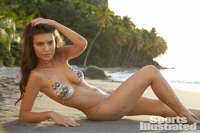 Эмили Ратажковски для Sports Illustrated (12 фото)