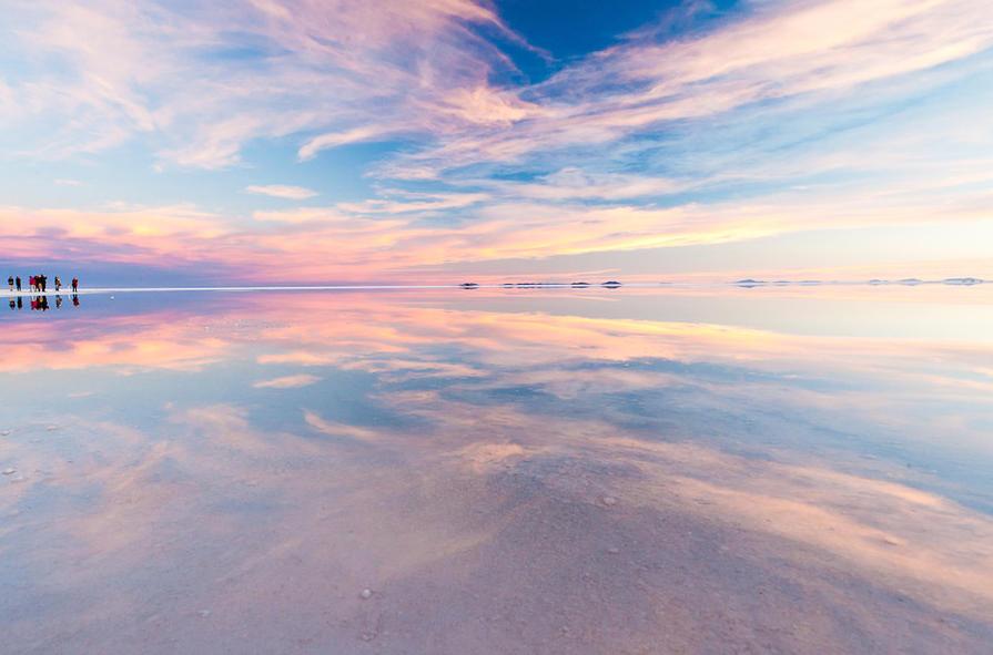 Невероятно красочные места мира. Часть 2 (25 фото)