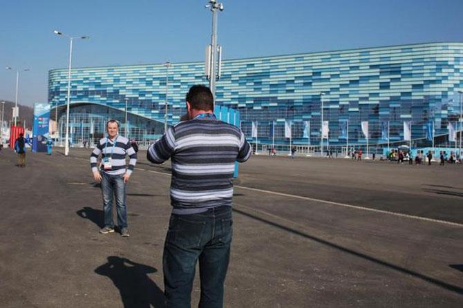 Что происходит в олимпийском парке и окрестностях?