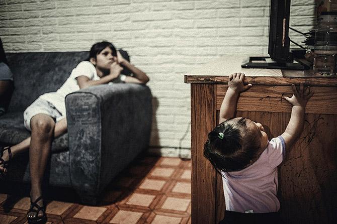 Матери-подростки Гондураса