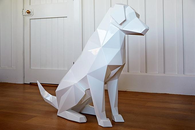 Скульптор Ben Foster