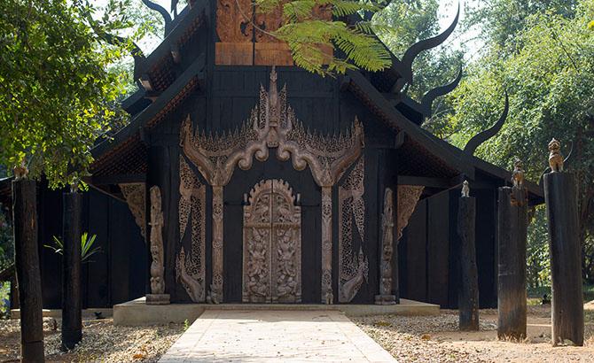 Экскурсия в Храм смерти в Таиланде