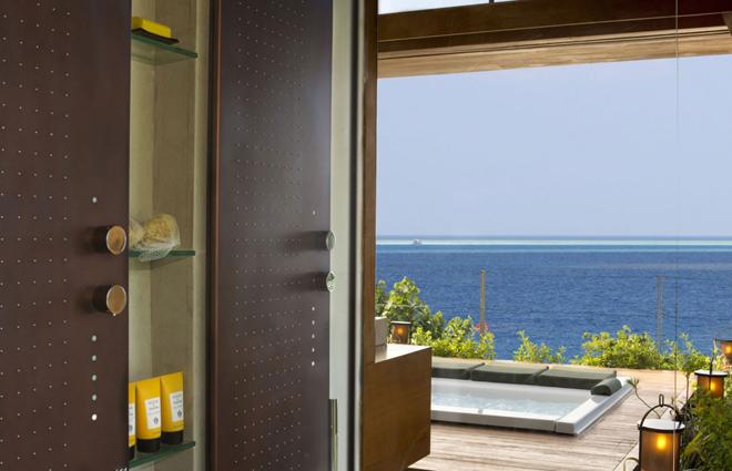 Отель-остров в центре мальтийского архипелага