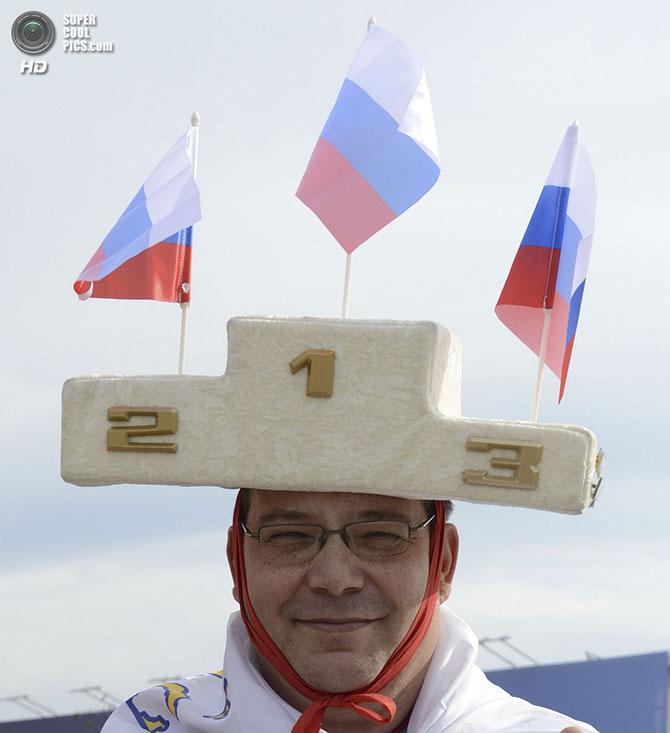 Cамые оригинальные головные уборы на XXII Олимпийских зимних играх