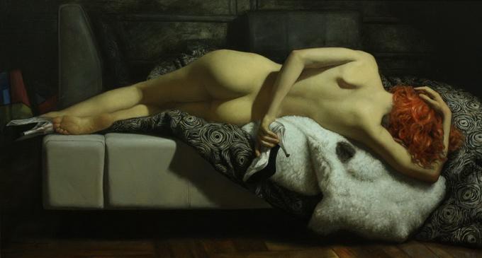 Художник Cesar Santos