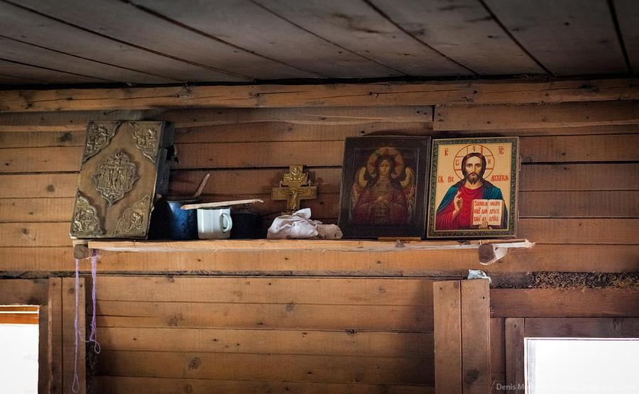 В гостях у самой известной в мире таежной отшельницы