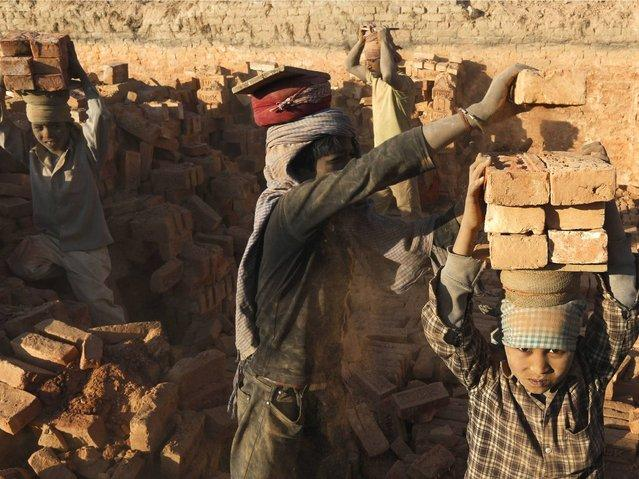 Детский труд в Непале