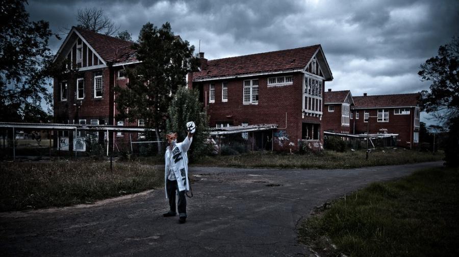 15 мест в мире часто посещаемые призраками