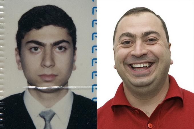 Паспорт и реальность